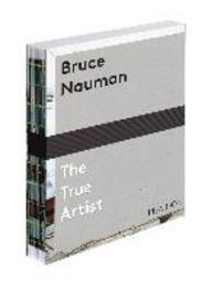 Bruce Nauman: Mapping the Studio the true artist, Plagens, Peter, onb.uitv.