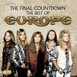 FINAL COUNTDOWN: THE.. .. BEST OF Audio CD, EUROPE, CD