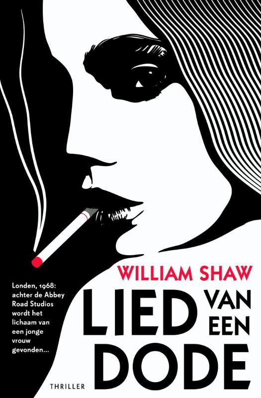 Lied van een dode Cathal Breen Thriller, Shaw, William, Paperback