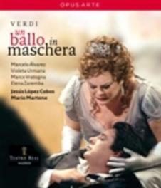 Alvararez/Urmana/Vratogna/Teatro Re - Un Ballo In Maschera