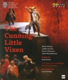 CUNNING LITTLE VIXEN FLORENCE 2009 L. JANACEK, BLURAY