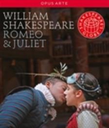 ROMEO AND JULIET, SHAKESPEARE, WILLIAM VINCENT/CUMBUS/STUART/O'HAGAN Blu-Ray, W. SHAKESPEARE, BLURAY