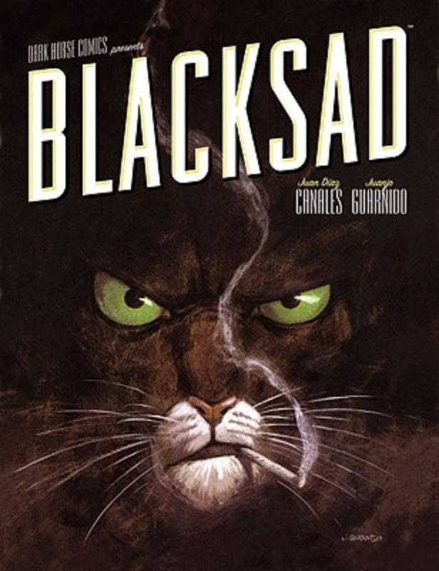 Blacksad BLACKSAD, GUARNIDO, Hardcover