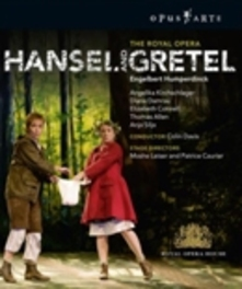 HANSEL UND GRETEL, HUMPERDINCK, ENGELBERT, DAVIS, C. ROYAL OPERA HOUSE COVENT GARDEN/CO COLIN DAVIS Blu-Ray, E. HUMPERDINCK, BLURAY