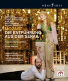 DIE ENTFUHRUNG AUS DEM SERAIL, MOZART, WOLGANG AMADEUS, CARYDIS, C. NED.OPERA ORCHESTRA/CARYDIS Blu-Ray, W.A. MOZART, BLURAY