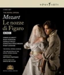 LE NOZZE DI FIGARO, MOZART, WOLFGANG AMADEUS, PAPPANO, A. ROYAL OPERA HOUSE/PAPPANO Blu-Ray, W.A. MOZART, BLURAY