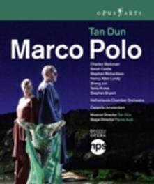 MARCO POLO, DUN, TAN, DUN, T. NED.OPERA/TAN DUN Blu-Ray, T. DUN, BLURAY