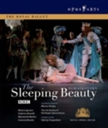 THE SLEEPING BEAUTY, TCHAIKOVSKY, PJOTR, WORDSWORTH, B. DURANTE/SOLYMOSI/WORDSWOTH, B. Blu-Ray, P.I. TCHAIKOVSKY, BLURAY