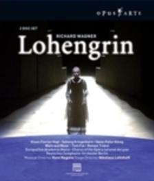 LOHENGRIN, WAGNER, RICHARD, NAGANO, K. KENT NAGANO//*BLU RAY* Blu-Ray, R. WAGNER, Blu-Ray