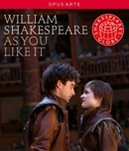 AS YOU LIKE IT, SHAKESPEARE, WILLIAM HUGHES/LASKEY/MARTIN/PARKER
