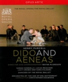 DIDO AND AENEAS, PURCELL, HENRY, HOGWOOD, C. ORCH.AGE OF ENLIGHTMENT/HOGWOOD Blu-Ray, H. PURCELL, BLURAY