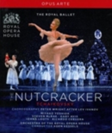 THE NUTCRACKER, TCHAIKOVSKY, PYOTR ILYICH, KESSELS, K. ROYAL OPERA HOUSE COVENT GARDEN/KESSELS Blu-Ray, P.I. TCHAIKOVSKY, BLURAY