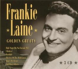 GOLDEN GREATS *BOX* Audio CD, FRANKIE LAINE, CD