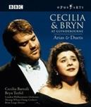 CECILIA & BRYN AT...