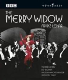 THE MERRY WIDOW, LEHAR, FRANZ, KUNZEL, E. ERICH KUNZEL Blu-Ray, F. LEHAR, Blu-Ray