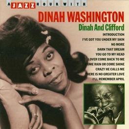 DINAH & CLIFFORD Audio CD, DINAH WASHINGTON, CD