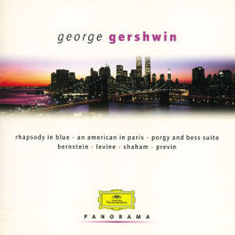 RHAPSODY IN BLUE W/BERNSTEIN, LEVINE, SHAHAM... Audio CD, G. GERSHWIN, CD