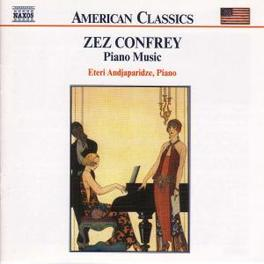 PIANO MUSIC W/ETERI ANDJAPARIDZE Z. CONFREY, CD