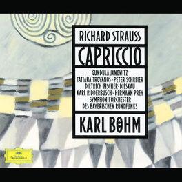 CAPRICCIO W/JANOWITZ, SCHREIER, FISCHER-DIESKAU, KARL BOHM Audio CD, R. STRAUSS, CD