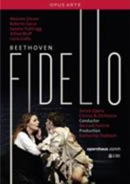 FIDELIO, BEETHOVEN, LUDWIG VAN, HAITINK, B. OPERA HOUSE/BERNARD HAITINK // NTSC/ALL REGIONS DVD, L. VAN BEETHOVEN, DVDNL