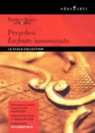 Alessandro Corbelli - Lo Frate 'Nnamorato, (DVD) NTSC/ALL REGIONS/LA SCALA/MUTI/CORBELLI/FOCILE G.B. PERGOLESI, DVDNL