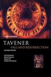 FALL AND RESSURECTION, TAVENER, HICKOX, R. PAL/NTSC/ALL REGIONS / FT. ROZARIO/CHANCE/HILL/R.HICKOX DVD, J. TAVENER, DVDNL