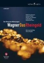 DAS RHEINGOLD, WAGNER, RICHARD, BERTRAND, DE B. DEUTSCHE STAATSOPER BERLIN/BERTRAND DE BILLY DVD, R. WAGNER, DVDNL