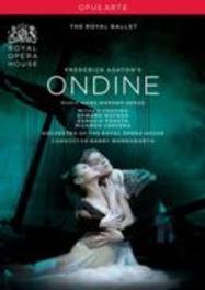 ONDINE, HENZE, HANS WERNER, WORDSWORTH, B. ROYAL OPERA HOUSE COVENT GARDEN/YOSHIDA // NTSC/ALL REG DVD, H.W. HENZE, DVDNL