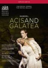 ACIS & GALATEA, HANDEL, GEORGE FREDERIC, HOGWOOD, C. ORCHESTRA OF THE AGE OF ENLIGHTMENT//NTSC/ALL REGIONS DVD, G.F. HANDEL, DVDNL