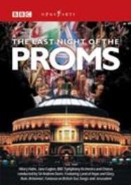 THE LAST NIGHT OF THE PROMS, DAVIS, A. NTSC/ALL REGIONS/BBC S.O., ANDREW DAVIS, JANE EAGLEN, H DVD, BBC SYMPHONY ORCHESTRA, DVDNL