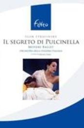 IL SEGRETO DI PULCINELLA, STRAVINSKY, TANG, M. NTSC/ALL REGIONS/ORCHESTRA DELL SVIZZERA/M.TANG DVD, I. STRAVINSKY, DVDNL