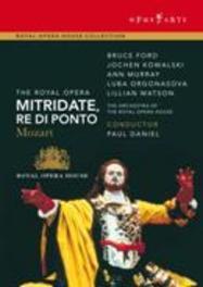MITRIDATE RE DI PONTO, MOZART, WOLFGANG AMADEUS, DANIEL, P. ROYAL OPERA HOUSE ORCHESTRA/P.DANIEL/NTSC/ALL REGIONS DVD, W.A. MOZART, DVDNL