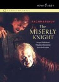THE MISERLY KNIGHT, RACHMANINOV, JUROWSKI, V. NTSC/ALL REGIONS//LONDON P.O./V.JUROWSKI DVD, S. RACHMANINOV, DVDNL