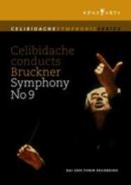 SYMPHONY 9, BRUCKNER, CELIBIDACHE, S. PAL/ALL REGIONS/1969 TURIN RECORDINGS DVD, SERGIU CELIBIDACHE, DVDNL