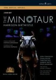 THE MINOTAUR, BIRTWHISTLE, HARRISON, PAPPANO, A. NTSC/ALL REGIONS/ROYAL OPERA HOUSE/A.PAPPANO DVD, H. BIRTWISTLE, DVDNL