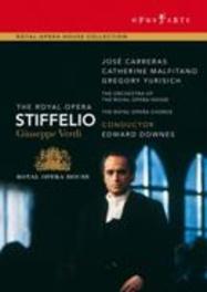STIFFELIO, VERDI, GIUSEPPE, DOWNES, E. NTSC/ALL REGIONS // E.DOWNES DVD, G. VERDI, DVD