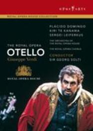 OTELLO, VERDI, GIUSEPPE, SOLTI, G. NTSC/ALL REGIONS/ROYAL OPERA HOUSE/G.SOLTI DVD, G. VERDI, DVDNL