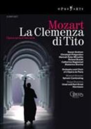 LA CLEMENZA DI TITO, MOZART, WOLFGANG AMADEUS, CAMBRELING, S. /S.CAMBRELING, ALL REG. DVD, W.A. MOZART, DVD