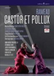 CASTOR ET POLLUX, RAMEAU, JEAN-PHILIPPE, ROUSSET, C. C.ROUSSET/LES TALENS LYRIQUES/GENZ/NTSC/ALL REGIONS DVD, J.P. RAMEAU, DVD