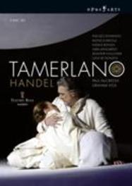 TAMERLANO, HANDEL, GEORGE FREDERIC, MCCREESH, P. NTSC/ALL REGIONS // PAUL MCCREESH/DOMINGO DVD, G.F. HANDEL, DVDNL
