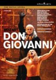 DON GIOVANNI, MOZART, WOLGANG AMADEUS, MACKERRAS, C. NTSC/ALL REGIONS // CHARLES MACKERRAS DVD, W.A. MOZART, DVD