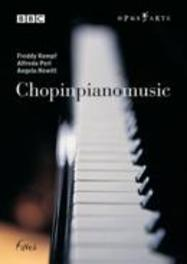 CHOPIN PIANO MUSIC, CHOPIN NTSC/ALL REGIONS/W/HEWITT, PERL, KEMPF DVD, F. CHOPIN, DVDNL