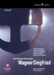 SIEGFRIED, WAGNER, RICHARD, DE BILLY, B. PAL, ALL REGIONS /BETRAND DE BILLY DVD, R. WAGNER, DVD