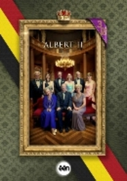 ALBERT II MET MATHIJS SCHEEPERS, LEAH THYS & RUTH BECQUART TV SERIES, DVD