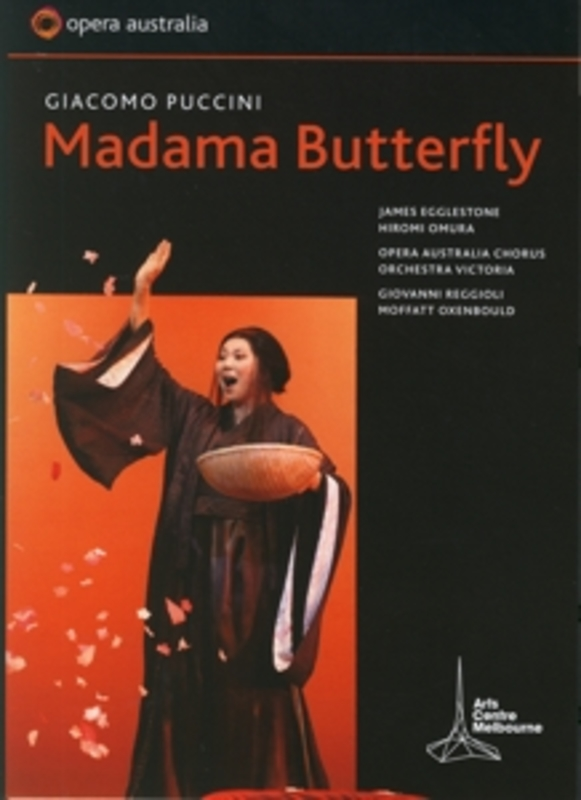 MADAMA BUTTERFLY G. PUCCINI, DVDNL