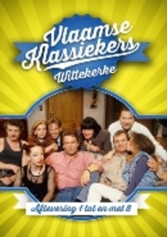 WITTEKERKE S1 MET MARGOT NEYSKENS, CLAUDE DE BURIE & GREET ROUFFAER TV SERIES, DVD