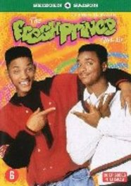 Fresh Prince Of Bel Air - Seizoen 4 (4DVD)