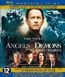 Angels & demons, (Blu-Ray)