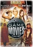 Game movies, (DVD)