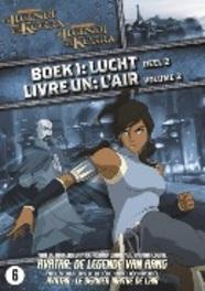 Legende Van Korra - Boek 1 Lucht Deel 2
